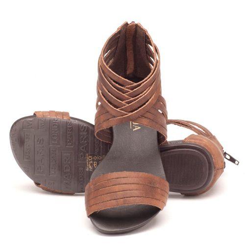 Laranja_Lima_Shoes_Sapatos_Femininos_Sandalia_Rasteira_Flat_em_Couro_Marrom_-_Codigo_-_137005_2