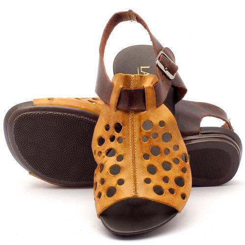 Laranja_Lima_Shoes_Sapatos_Femininos_Sandalia_Rasteira_Flat_em_Couro_Amarelo_-_Codigo_-_137023_2