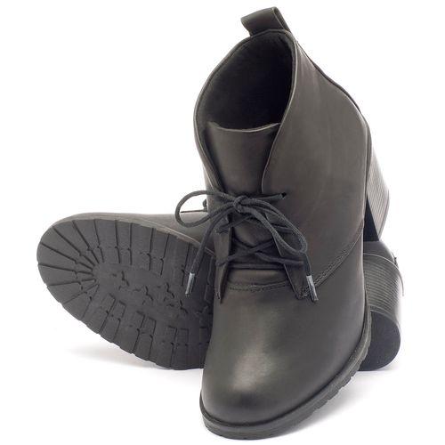 Laranja_Lima_Shoes_Sapatos_Femininos_Bota_Cano_Curto_Salto_de_6_cm_em_Couro_Preto_-_Codigo_-_137029_2
