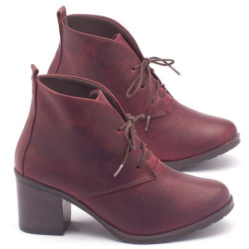 Laranja_Lima_Shoes_Sapatos_Femininos_Bota_Cano_Curto_Salto_de_6_cm_em_Couro_Roxo_-_Codigo_-_137029_1