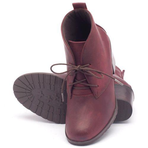 Laranja_Lima_Shoes_Sapatos_Femininos_Bota_Cano_Curto_Salto_de_6_cm_em_Couro_Roxo_-_Codigo_-_137029_2