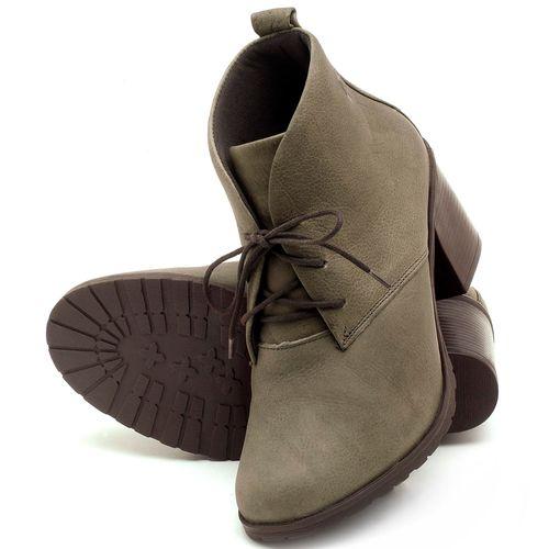 Laranja_Lima_Shoes_Sapatos_Femininos_Bota_Cano_Curto_Salto_de_6_cm_em_Couro_Musgo_-_Codigo_-_137029_2