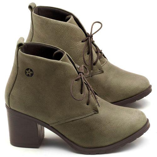 Laranja_Lima_Shoes_Sapatos_Femininos_Bota_Cano_Curto_Salto_de_6_cm_em_Couro_Musgo_-_Codigo_-_137029_0