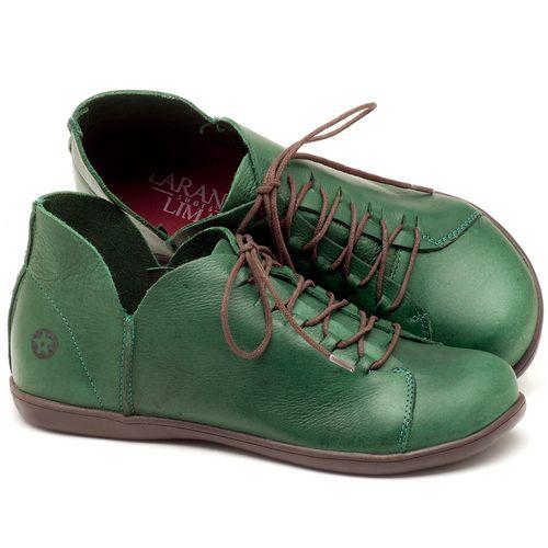 Laranja_Lima_Shoes_Sapatos_Femininos_Tenis_Cano_Baixo_em_Couro_Verde_-_Codigo_-_137033_1