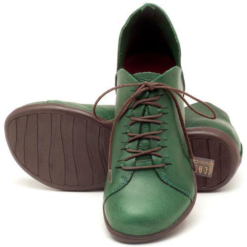 Laranja_Lima_Shoes_Sapatos_Femininos_Tenis_Cano_Baixo_em_Couro_Verde_-_Codigo_-_137033_2