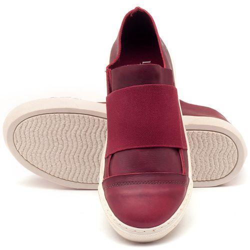 Laranja_Lima_Shoes_Sapatos_Femininos_Tenis_Cano_Baixo_em_Couro_Vinho_-_Codigo_-_137034_2
