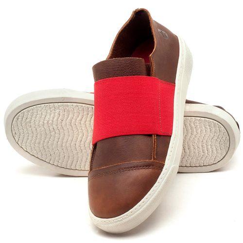 Laranja_Lima_Shoes_Sapatos_Femininos_Tenis_Cano_Baixo_em_Couro_Marrom_-_Codigo_-_137034_2