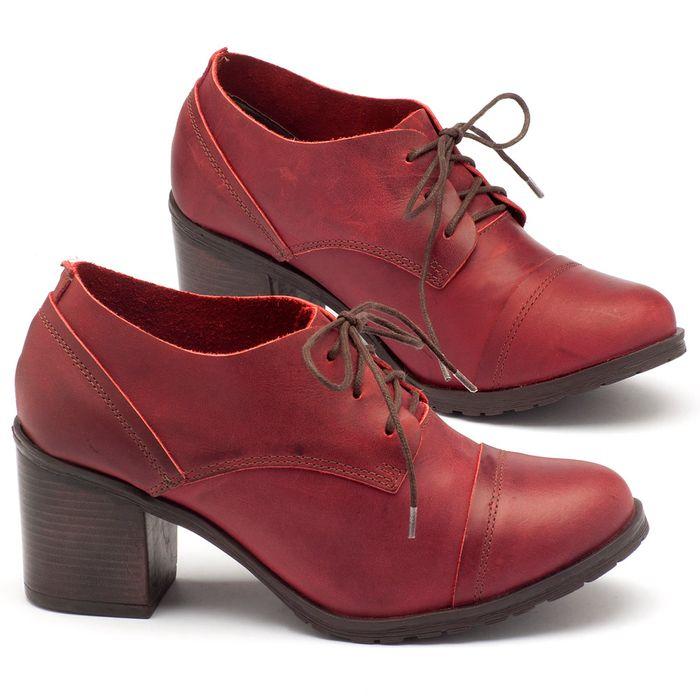 Laranja_Lima_Shoes_Sapatos_Femininos_Sapato_Laranja_Lima_Shoes_Salto_de_6_cm_em_Couro_Vermelho_-_Codigo_-_137042_1