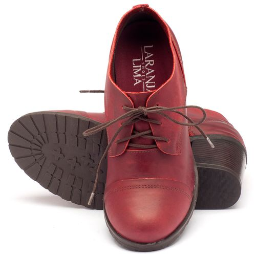 Laranja_Lima_Shoes_Sapatos_Femininos_Sapato_Laranja_Lima_Shoes_Salto_de_6_cm_em_Couro_Vermelho_-_Codigo_-_137042_2
