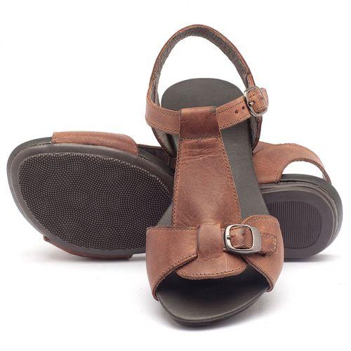 Laranja_Lima_Shoes_Sapatos_Femininos_Sandalia_Rasteira_Flat_em_Couro_Marrom_-_Codigo_-_137047_2