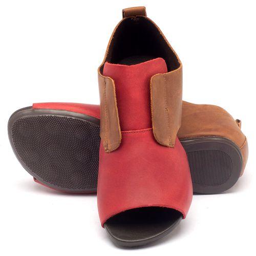 Laranja_Lima_Shoes_Sapatos_Femininos_Sandalia_Rasteira_Flat_em_Couro_Vermelho_-_Codigo_-_137048_2