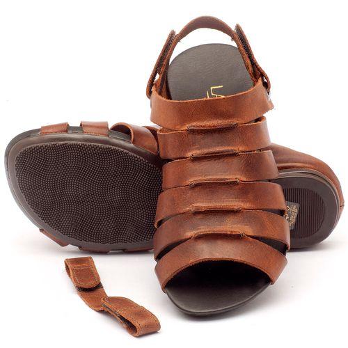 Laranja_Lima_Shoes_Sapatos_Femininos_Sandalia_Rasteira_Flat_em_Couro_Caramelo_-_Codigo_-_137051_2