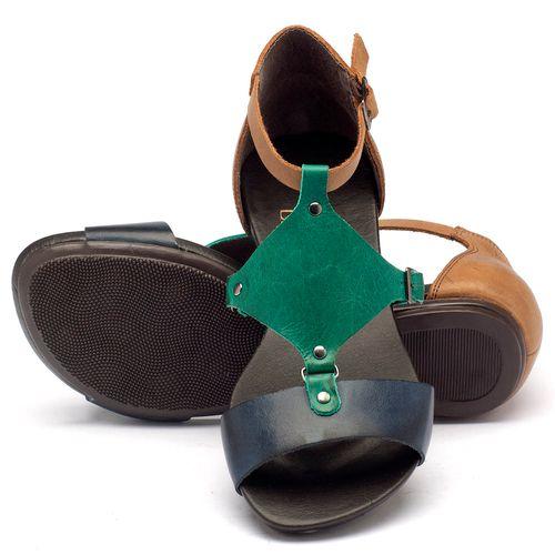 Laranja_Lima_Shoes_Sapatos_Femininos_Sandalia_Rasteira_Flat_em_Couro_Multicolor_-_Codigo_-_137053_3