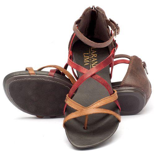 Laranja_Lima_Shoes_Sapatos_Femininos_Sandalia_Rasteira_Flat_em_Couro_Marrom_-_Codigo_-_137059_3