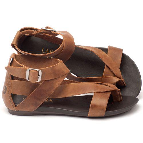 Laranja_Lima_Shoes_Sapatos_Femininos_Sandalia_Rasteira_Flat_em_Couro_Caramelo_-_Codigo_-_137070_1
