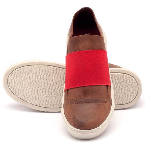 Laranja_Lima_Shoes_Sapatos_Femininos_Tenis_Cano_Baixo_em_Couro_Marrom_-_Codigo_-_137082_2