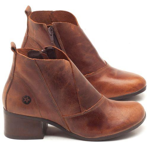 Laranja_Lima_Shoes_Sapatos_Femininos_Bota_Cano_Curto_Salto_de_5_cm_em_Couro_Marrom_-_Codigo_-_137096_1