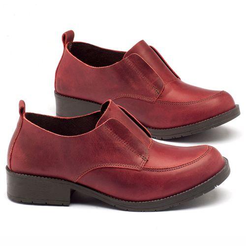 Laranja_Lima_Shoes_Sapatos_Femininos_Sapato_Laranja_Lima_Shoes_Salto_de_3_cm_em_Couro_Vermelho_-_Codigo_-_137098_1