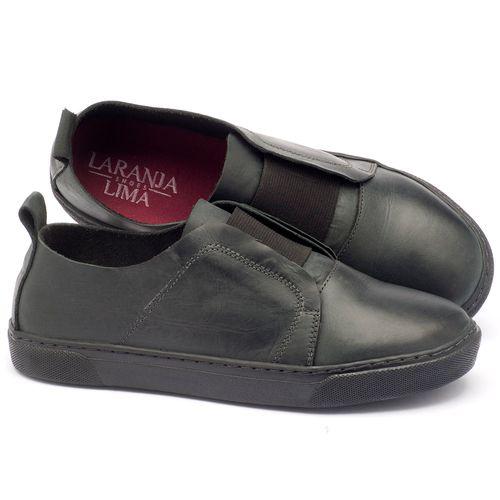 Laranja_Lima_Shoes_Sapatos_Femininos_Tenis_Cano_Baixo_em_Couro_Preto_-_Codigo_-_137105_1