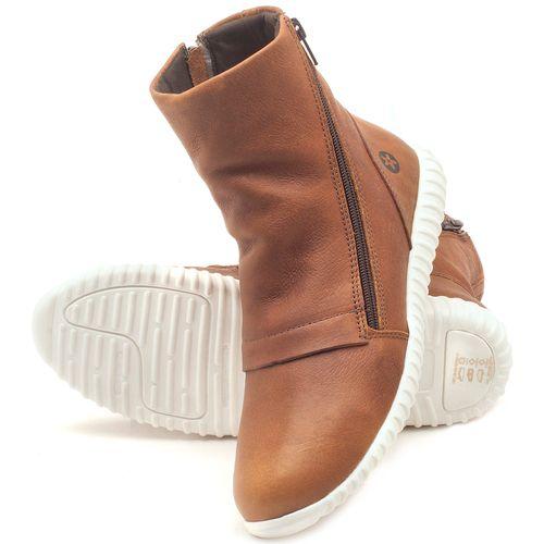 Laranja_Lima_Shoes_Sapatos_Femininos_Tenis_Cano_Alto_em_Couro_Caramelo_-_Codigo_-_137106_2