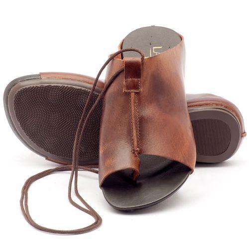 Laranja_Lima_Shoes_Sapatos_Femininos_Sandalia_Rasteira_Flat_em_Couro_Marrom_-_Codigo_-_137127_2