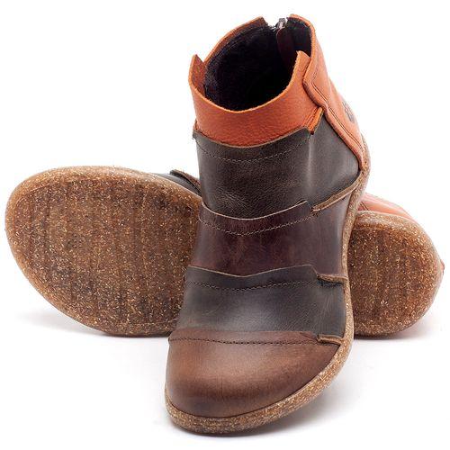 Laranja_Lima_Shoes_Sapatos_Femininos_Flat_Boot_em_Couro_Multicolor_-_Codigo_-_137145_2
