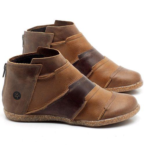 Laranja_Lima_Shoes_Sapatos_Femininos_Flat_Boot_em_Couro_Marrom_-_Codigo_-_137145_1