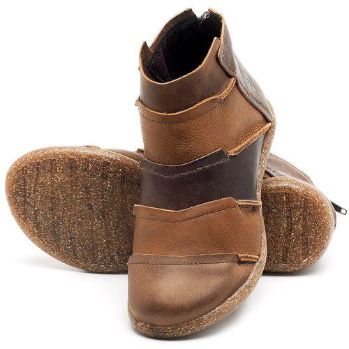 Laranja_Lima_Shoes_Sapatos_Femininos_Flat_Boot_em_Couro_Marrom_-_Codigo_-_137145_2