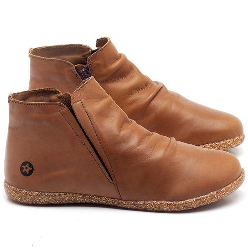 Laranja_Lima_Shoes_Sapatos_Femininos_Flat_Boot_em_Couro_Caramelo_-_Codigo_-_137147_1