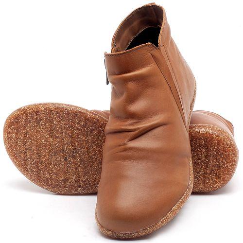 Laranja_Lima_Shoes_Sapatos_Femininos_Flat_Boot_em_Couro_Caramelo_-_Codigo_-_137147_2