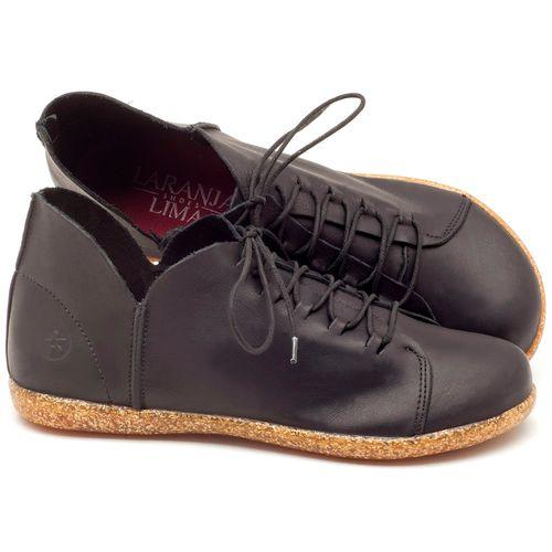 Laranja_Lima_Shoes_Sapatos_Femininos_Tenis_Cano_Baixo_em_Couro_Preto_-_Codigo_-_137148_1
