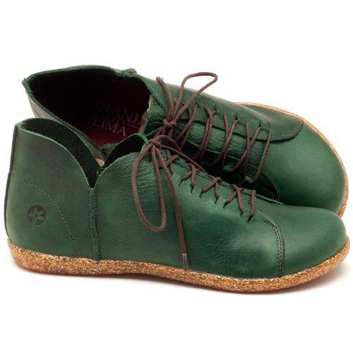Laranja_Lima_Shoes_Sapatos_Femininos_Tenis_Cano_Baixo_em_Couro_Verde_-_Codigo_-_137148_1
