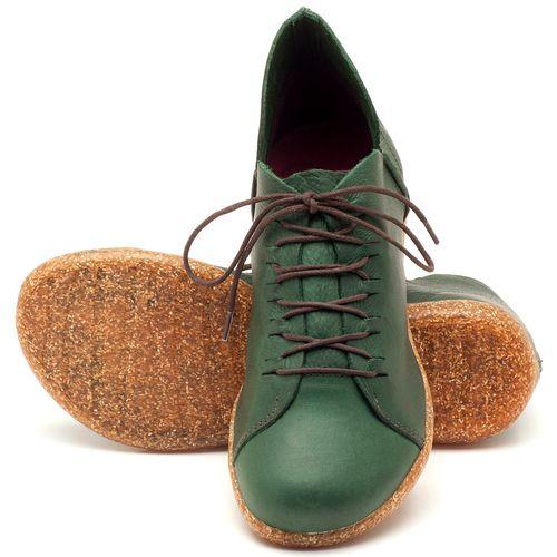 Laranja_Lima_Shoes_Sapatos_Femininos_Tenis_Cano_Baixo_em_Couro_Verde_-_Codigo_-_137148_2