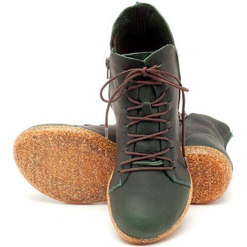 Laranja_Lima_Shoes_Sapatos_Femininos_Tenis_Cano_Alto_em_Couro_Verde_-_Codigo_-_137149_2