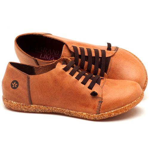 Laranja_Lima_Shoes_Sapatos_Femininos_Tenis_Cano_Baixo_em_Couro_Caramelo_-_Codigo_-_137150_1