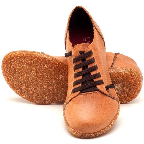 Laranja_Lima_Shoes_Sapatos_Femininos_Tenis_Cano_Baixo_em_Couro_Caramelo_-_Codigo_-_137150_2