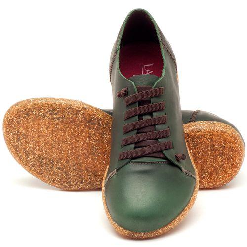 Laranja_Lima_Shoes_Sapatos_Femininos_Tenis_Cano_Baixo_em_Couro_Verde_-_Codigo_-_137150_2