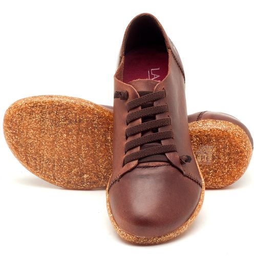Laranja_Lima_Shoes_Sapatos_Femininos_Tenis_Cano_Baixo_em_Couro_Marrom_-_Codigo_-_137150_2