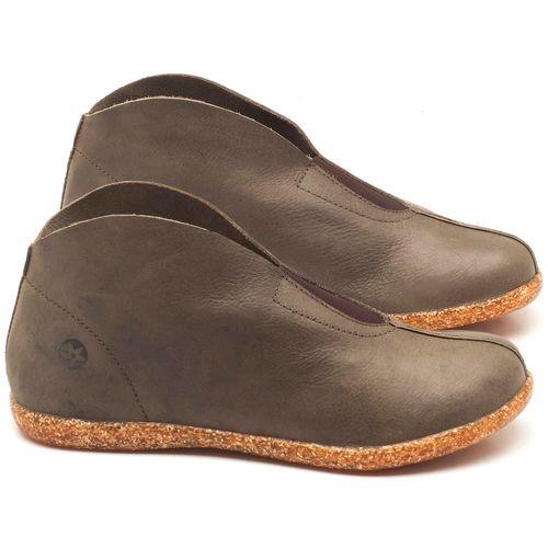 Laranja_Lima_Shoes_Sapatos_Femininos_Flat_Boot_em_Couro_Musgo_-_Codigo_-_137154_1