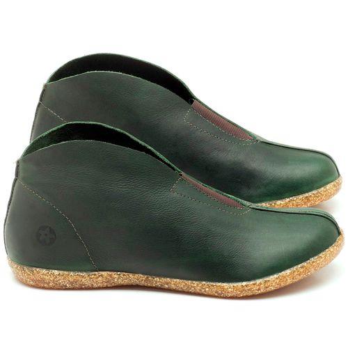 Laranja_Lima_Shoes_Sapatos_Femininos_Flat_Boot_em_Couro_Verde_-_Codigo_-_137154_1