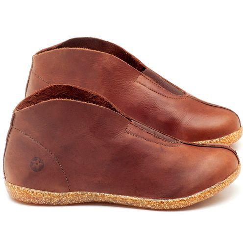 Laranja_Lima_Shoes_Sapatos_Femininos_Flat_Boot_em_Couro_Marrom_-_Codigo_-_137154_1