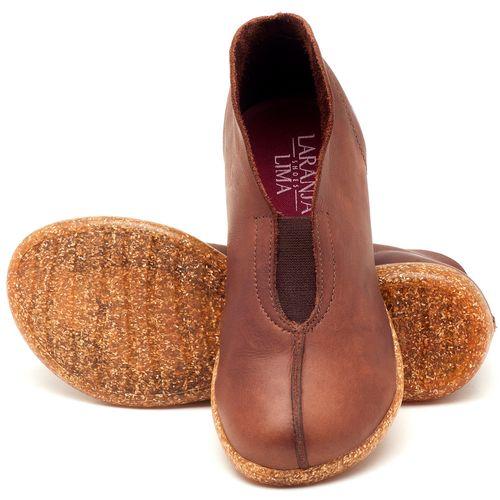 Laranja_Lima_Shoes_Sapatos_Femininos_Flat_Boot_em_Couro_Marrom_-_Codigo_-_137154_2