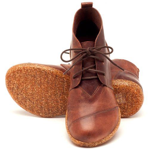 Laranja_Lima_Shoes_Sapatos_Femininos_Flat_Boot_em_Couro_Marrom_-_Codigo_-_137155_2