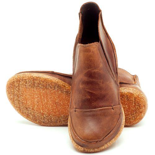 Laranja_Lima_Shoes_Sapatos_Femininos_Tenis_Cano_Alto_em_Couro_Marrom_-_Codigo_-_137156_2