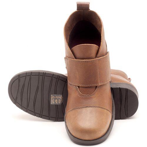 Laranja_Lima_Shoes_Sapatos_Femininos_Bota_Cano_Curto_Salto_de_3_cm_em_Couro_Bege_-_Codigo_-_137165_2