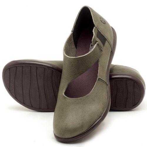 Laranja_Lima_Shoes_Sapatos_Femininos_Flat_Shoes_em_Couro_Musgo_-_Codigo_-_137167_2