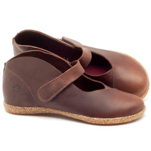 Laranja_Lima_Shoes_Sapatos_Femininos_Flat_Shoes_em_Couro_Marrom_-_Codigo_-_137168_1