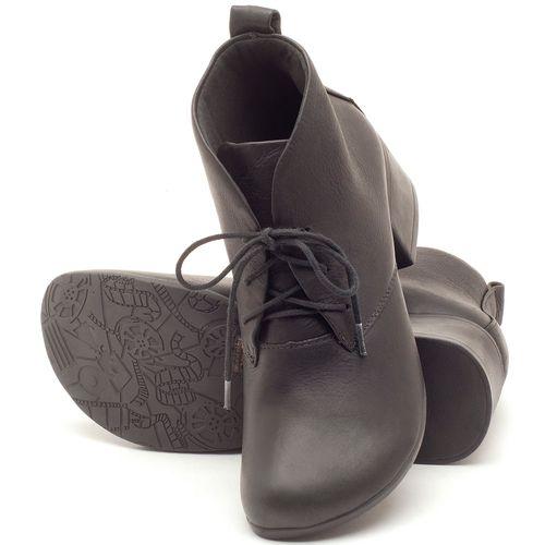 Laranja_Lima_Shoes_Sapatos_Femininos_Bota_Cano_Curto_Salto_de_5_cm_em_Couro_Preto_-_Codigo_-_137170_2