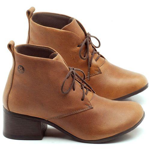 Laranja_Lima_Shoes_Sapatos_Femininos_Bota_Cano_Curto_Salto_de_5_cm_em_Couro_Caramelo_-_Codigo_-_137170_1