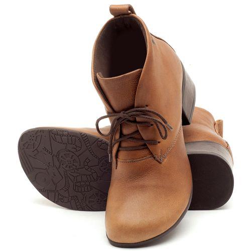 Laranja_Lima_Shoes_Sapatos_Femininos_Bota_Cano_Curto_Salto_de_5_cm_em_Couro_Caramelo_-_Codigo_-_137170_2